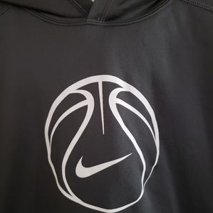 Nike Shirts & Tops - Nike Dri-Fit Boy's Basketball Pullover Hoodie